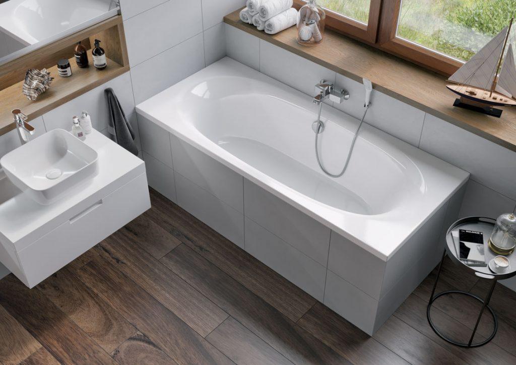 Akril fürdőkádak