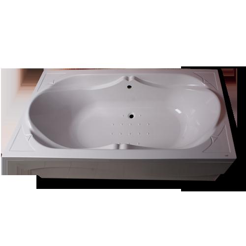 Egyenes fürdőkádak