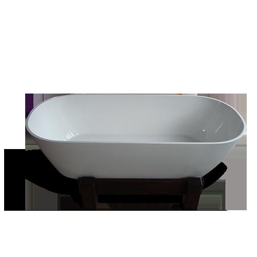 Szabadon álló fürdőkádak