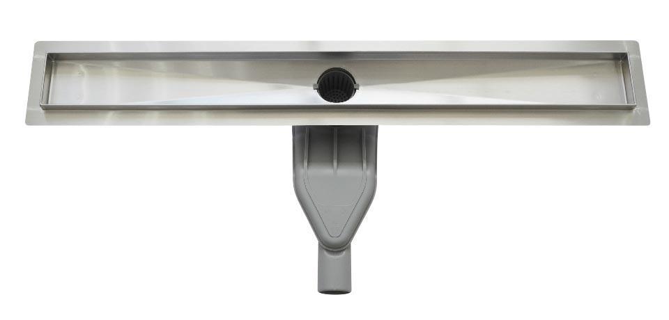 Wellis W-Drain folyóka - Linear 100 cm  WE00098