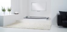 Nera Maxi E-Max™ TOUCH 185x150 cm hidromasszázs kád WK00009-8