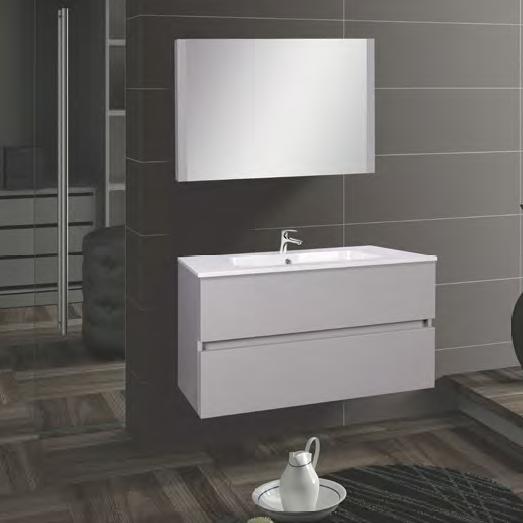 Wellis Elois 80 alsó fürdőszoba bútor