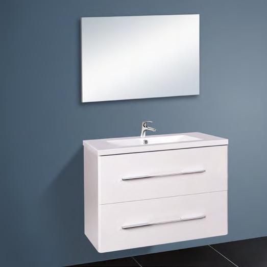 Wellis Nina 80 alsó fürdőszoba bútor