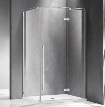 Wellis Sorrento Plus zuhanykabin 140x90x200 cm jobbos