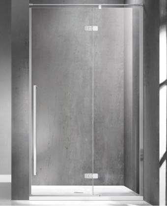 Wellis Sorrento nyílóajtós zuhanyfal 120x200 cm jobbos