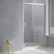 Wellis Premier tolóajtós zuhanyfal 120x190 cm
