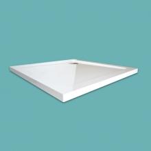 Wellis szögletes zuhanytálca 80x80x4 cm WC00524