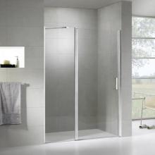 Wellis Pure nyílóajtós zuhanyfal 90x190 cm