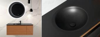 Wellis Tunis 120 alsó fürdőszoba bútor