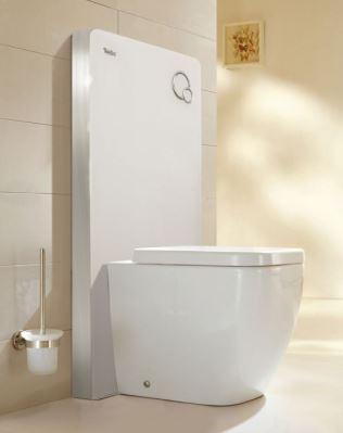 Wellis Corsica tartály +  Ditte álló WC szett