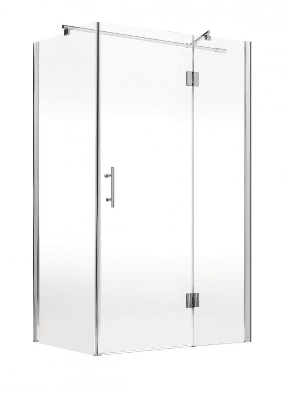 Deante Abelia szögletes zuhanykabin 120x80 cm