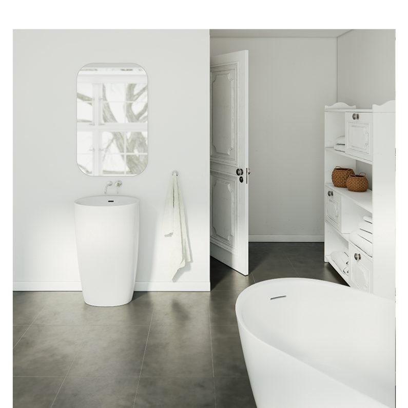 Marmorin Mia fürdőkád