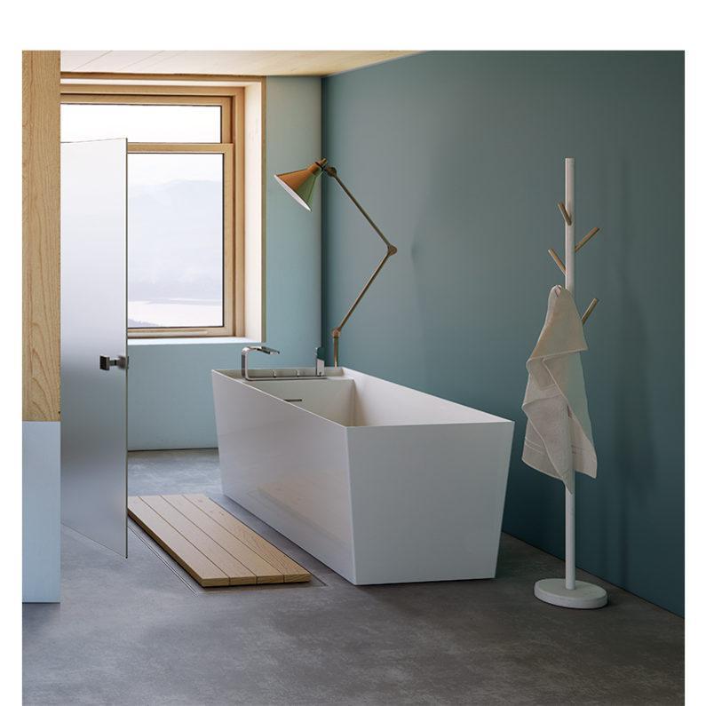 Marmorin Tantium fürdőkád