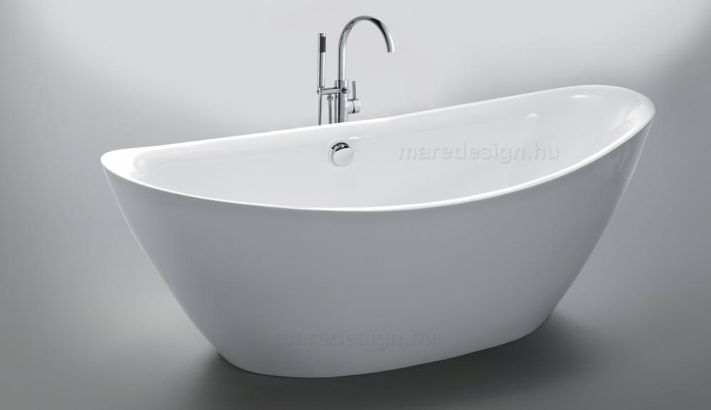 Wellis Arezzo White térkád 180x87x65 cm