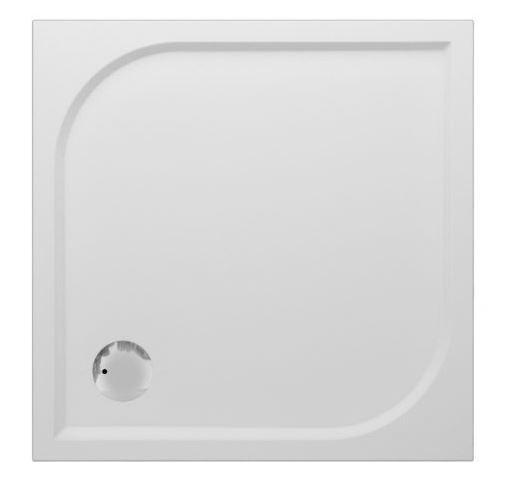 Sanotechnik ANETA 90 zuhanytálca, öntött márvány 90010