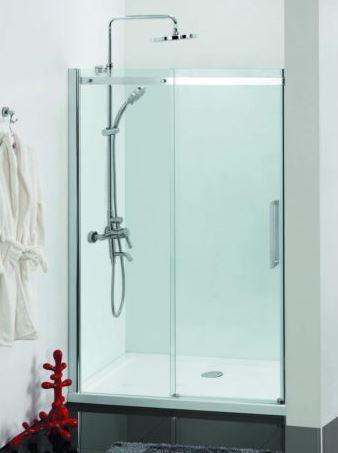 Sanotechnik Fenix zuhanyfülke ajtó 120 cm  DB120U