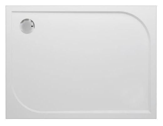 Sanotechnik VIVA 120x80 zuhanytálca, öntött márvány 90020