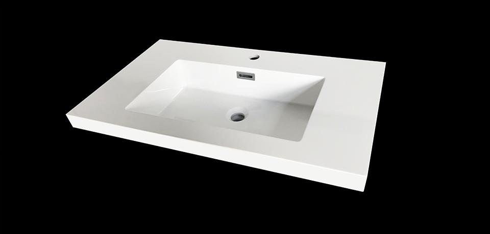 Wellis Bilbao 80 alsó fürdőszobabútor