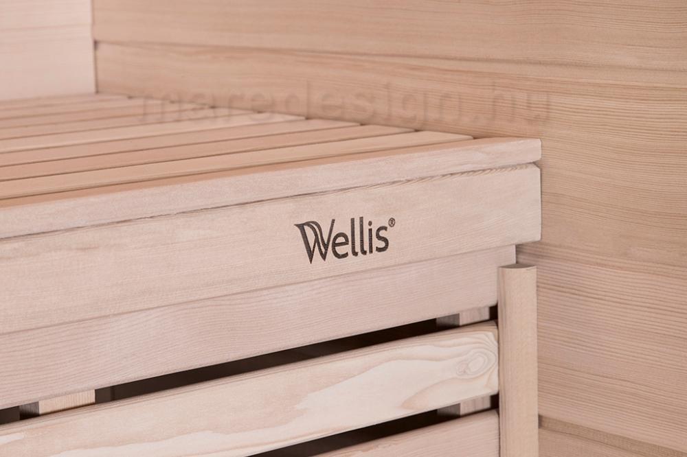 Wellis Igneus finn szauna WS00175