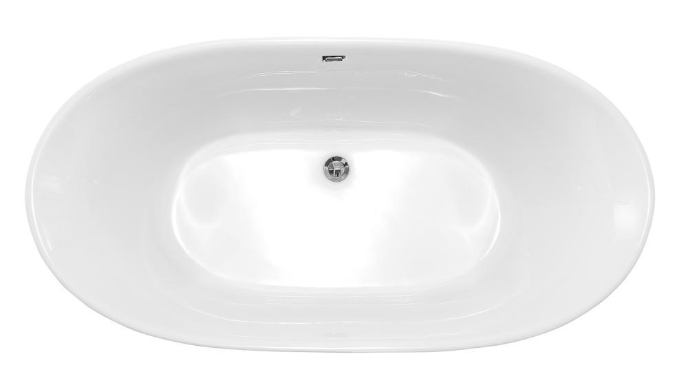 Wellis Oval 150x75x58 cm térkád