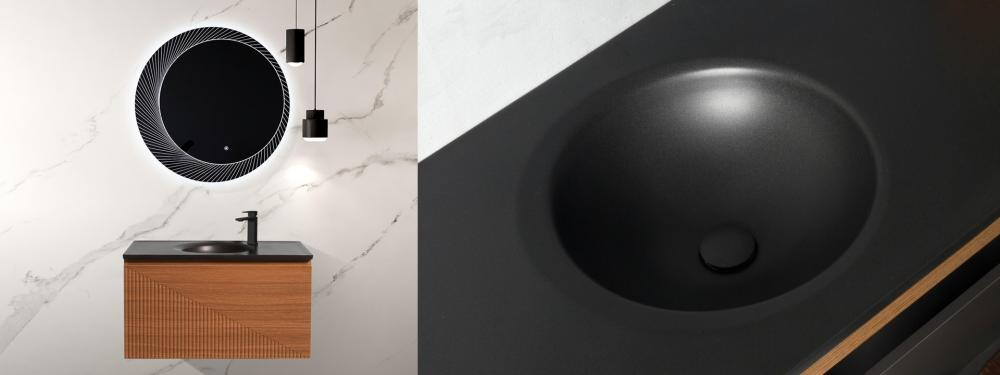 Wellis Tunis 90 komplett fürdőszoba bútor