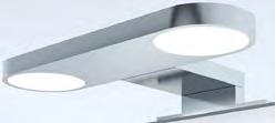 Wellis Arin tükörre szerelhető lámpa