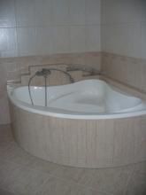 Acapulco 150x150 fürdőkád