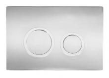 Clarice falsík mögötti WC tartály Round nyomólappal  EE00279