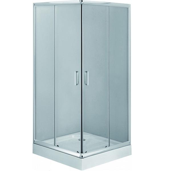 Deante Funkia 90x90 cm szögletes zuhanykabin (tálca nélkül)