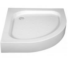Deante Funkia íves zuhanytálca 90x90x16 cm