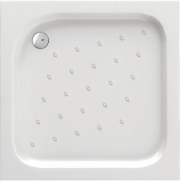 Deante Funkia szögletes zuhanytálca 90x90x16 cm