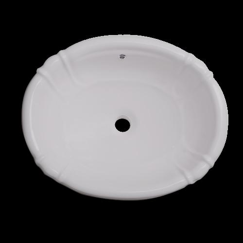 Dominica 48 cm mosdókagyló