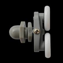 Zuhanykabin görgő dupla G-33