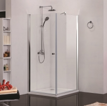 Sanotechnik Elegance 80x80 sarokkabin 1 lengő ajtóval   N1580