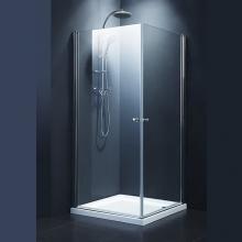 Sanotechnik Elegance 80x80 sarokkabin 2 lengő ajtóval  N1280