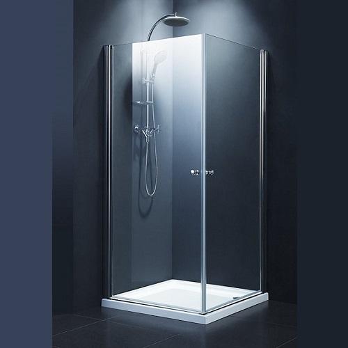 Sanotechnik Elegance 90x90 sarokkabin 2 lengő ajtóval  N1290