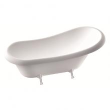 Fama fürdőkád láb fehér
