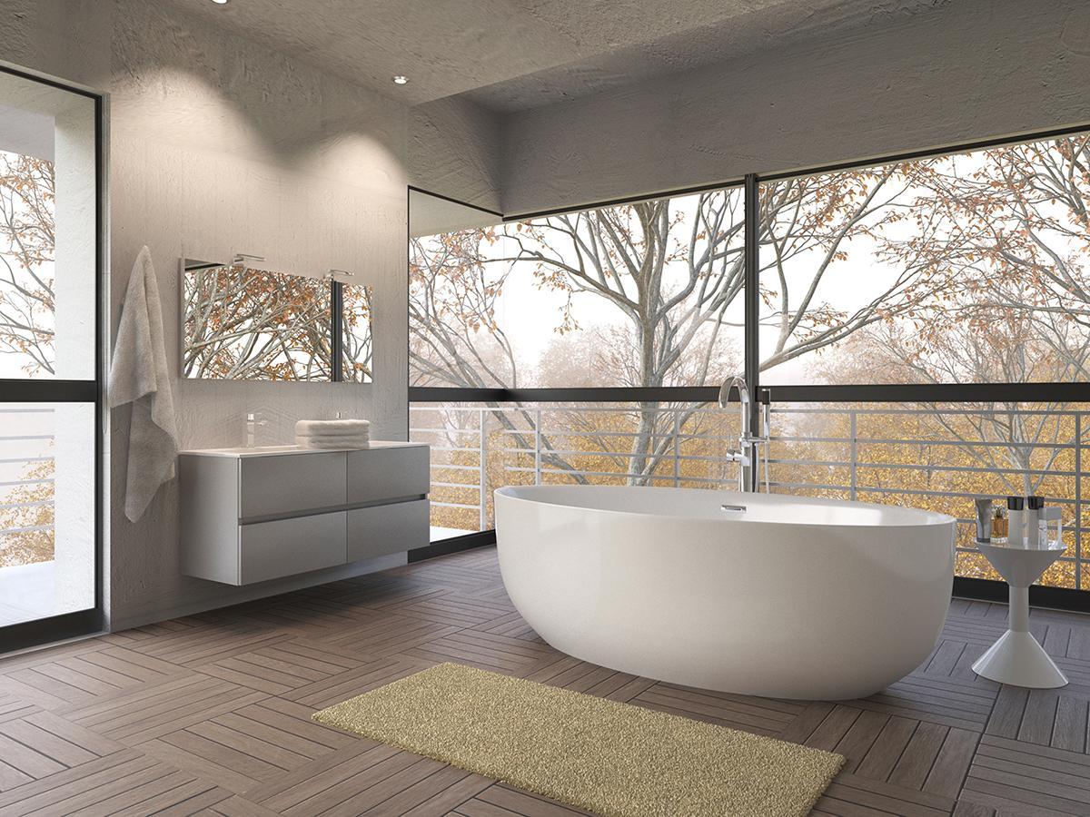 Mindent a fürdőszoba felújításról 1. rész: Bevezető