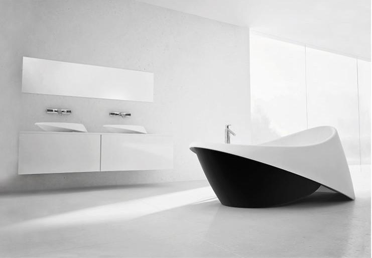Mindent a fürdőszoba felújításról 3. rész: Akril vs. öntött márvány kád