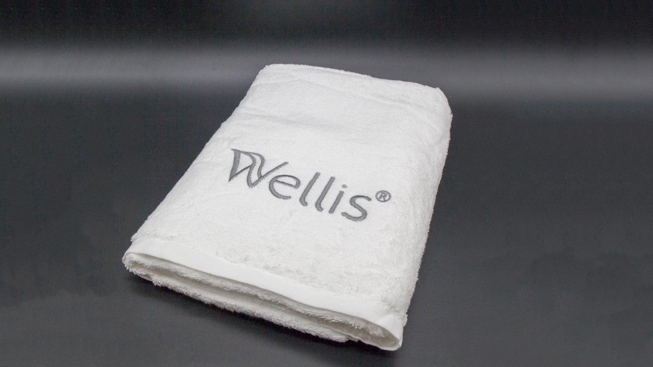 Wellis szaunákhoz ajándék törölközők