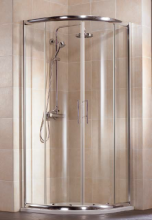 HSK Imperial negyedköríves zuhanykabin 80x80x200 cm