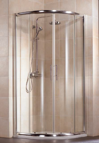 HSK Imperial negyedköríves zuhanykabin 100x100x185cm