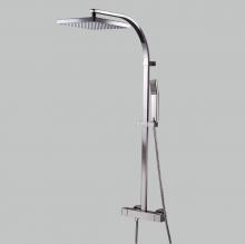 HSK RS Square termosztátos zuhanyszett