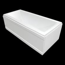 GilaxSpa Jasmin 120x70 egyenes fürdőkád