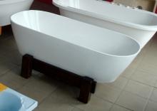 Kuba fürdőkád - Szabadon álló kádak - Öntött márvány kád vásárlás -