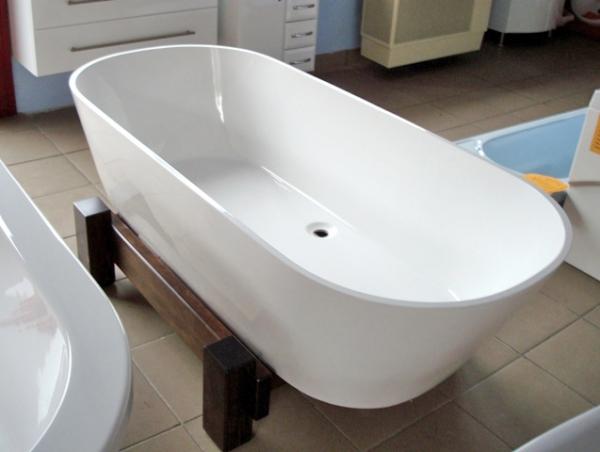 Kuba 160x70 szabadon álló fürdőkád