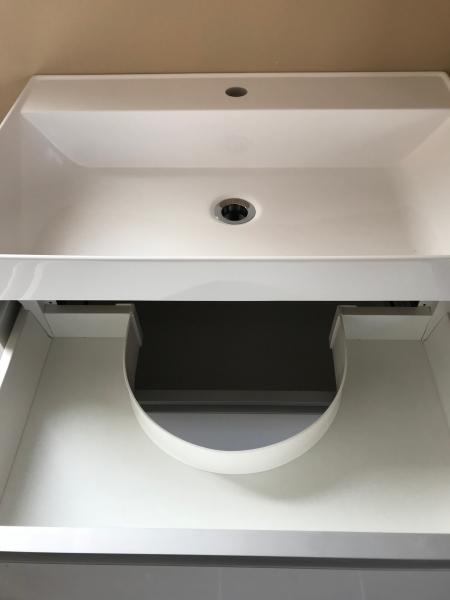 Málta 70 cm alsó bútor