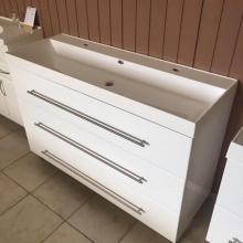 Montana 120 cm fürdőszoba bútor