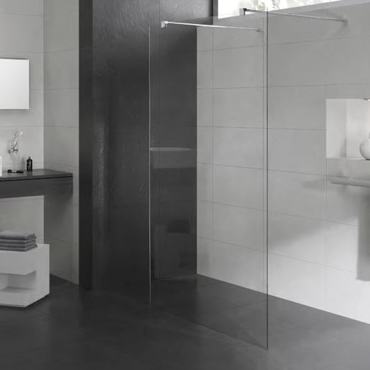 Wellis Astro 120 Walk-in zuhanyfal 120x190 cm