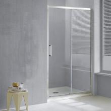 Wellis Premier tolóajtós zuhanyfal 100x190 cm